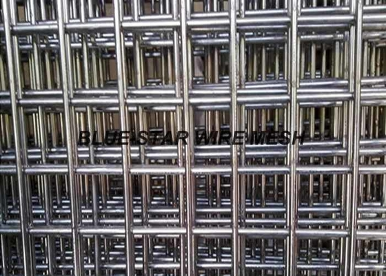 Ketahanan Korosi Dilas Wire Mesh Sheets, 304 316 Stainless Steel Welded Wire Fence Panels