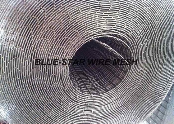 High Intensity Stainless Steel Wire Mesh Wire Welded Diameter 0,6 Mm Sampai 2,6 Mm